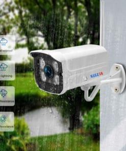 Camera wifi giám sát ngoài trời