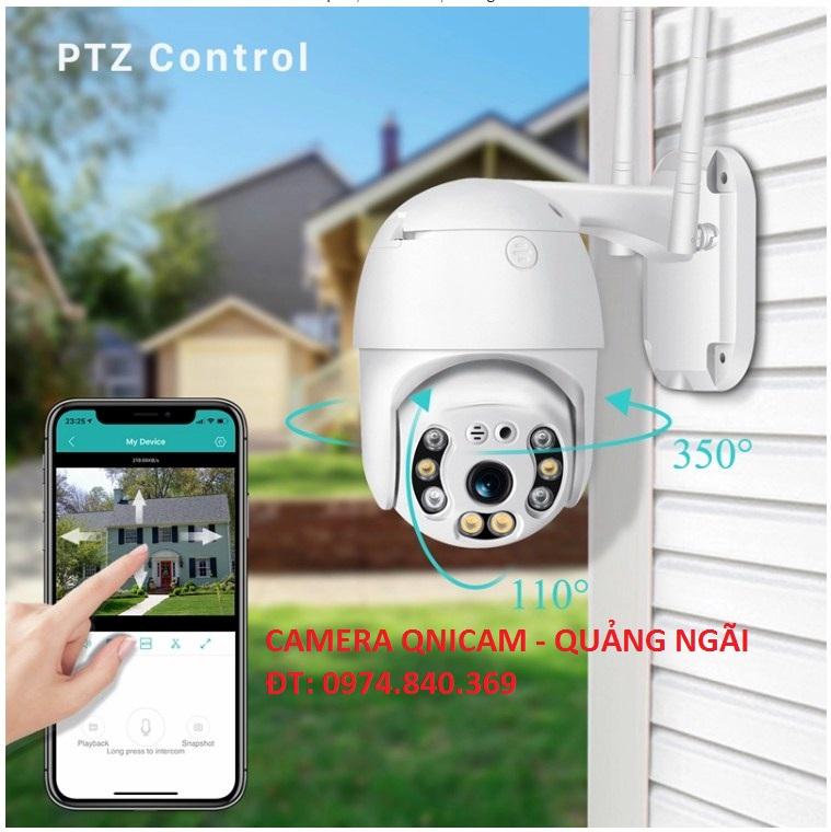 lắp camera giám sát Quảng Ngãi